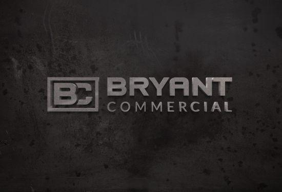 Bryant Logo Metal