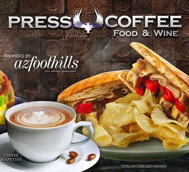 PREES COFFE azfoothills